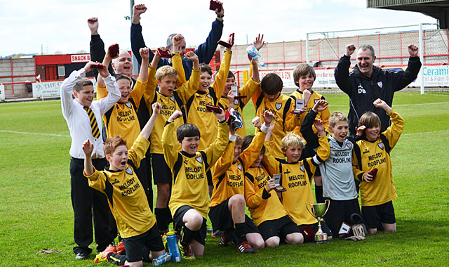 Under 11's Dynamoes