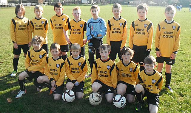 Under 11's Rangers