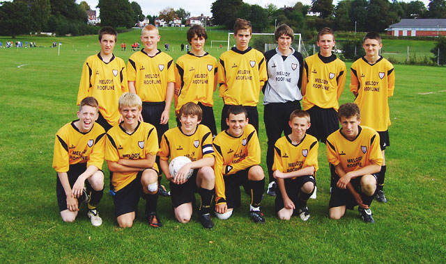 Under 16's Dynamoes