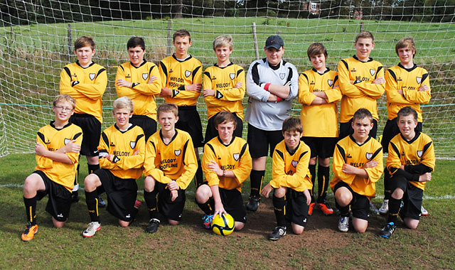Under 14's Dynamoes