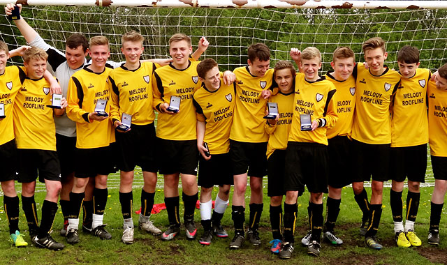 Under 15's Dynamoes