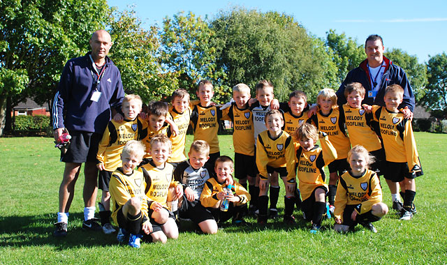 Under 8's Dynamoes