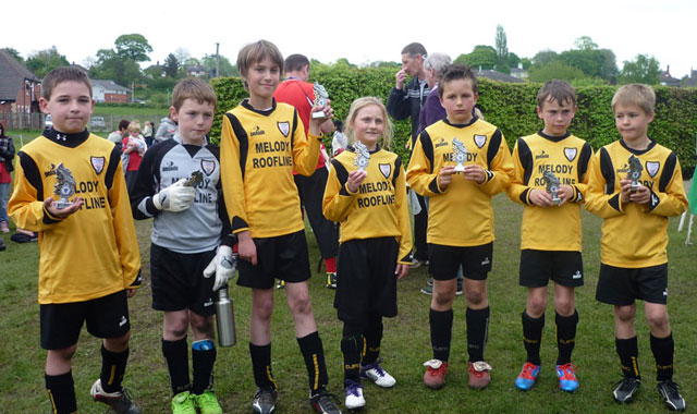 Under 10's Dynamoes