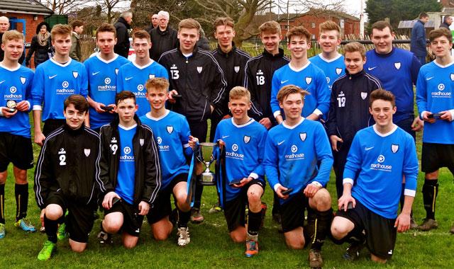 Davenham Dynamoes U16's